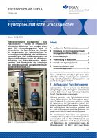 """FBHM-046 """"Hydropneumatische Druckspeicher"""""""