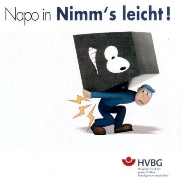 """Napo in: """"Nimms leicht"""""""