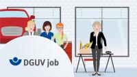 DGUV job vermittelt Talente