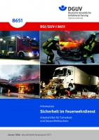 Sicherheit im Feuerwehrdienst