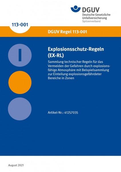 Explosionsschutz-Regeln (EX-RL)