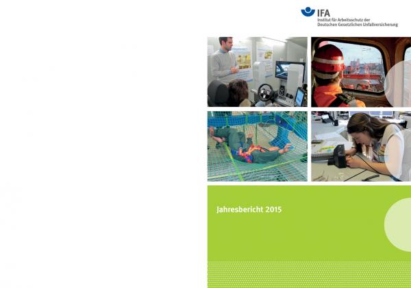 Jahresbericht 2015 des IFA
