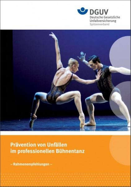 Prävention von Unfällen im professionellen Bühnentanz (Rahmenempfehlungen)