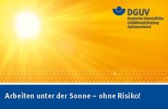 Memocard Sonnenschutz