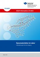 Nanomaterialien im Labor
