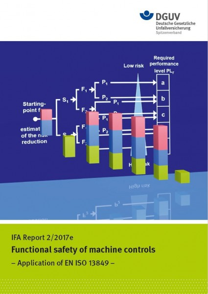 IFA Report 2/2017e: Functional safety of machine controls – Application of EN ISO 13849 –