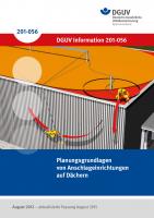 Planungsgrundlagen von Anschlageinrichtungen auf Dächern