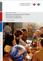 BGAG-Report 1/2009e: Measures for prevention of school violence