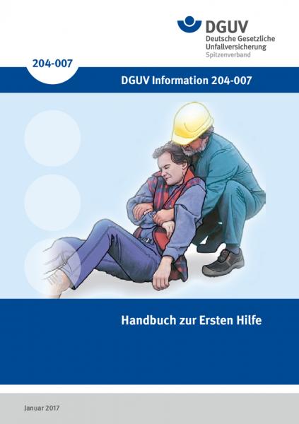 Handbuch zur Ersten Hilfe