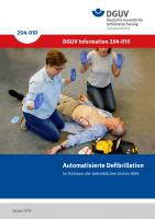 Automatisierte Defibrillation im Rahmen der betrieblichen Ersten Hilfe