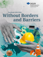 DGUV Yearbook 2015/2016 Without Borders and Barriers