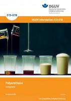 """Polyurethane Isocyanate (Merkblatt M 044 der Reihe """"Gefahrstoffe"""")"""