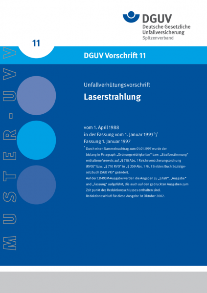 Laserstrahlung