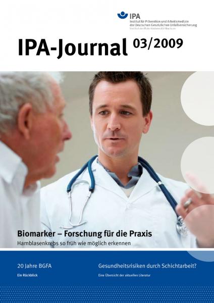 IPA-Journal 03/2009