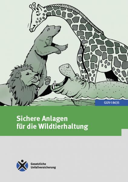 Sichere Anlagen für die Wildtierhaltung