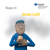 "Napo in ""Dicke Luft"""
