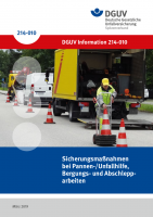Sicherungsmaßnahmen bei Pannen-/Unfallhilfe, Bergungs- und Abschlepparbeiten