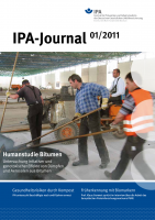 IPA-Journal 01/2011