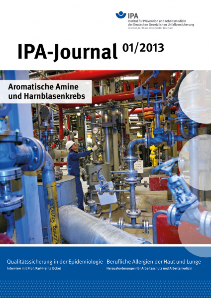 IPA-Journal 01/2013