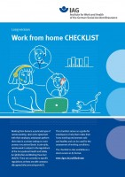 Work from home CHECKLIST- long version