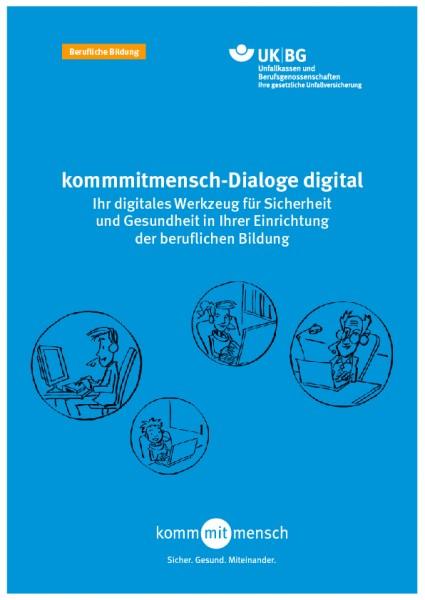 kommmitmensch-Dialoge digital — Berufliche Bildung