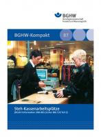 Steh-Kassenarbeitsplätze (Merkblatt M 87)
