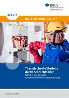Thermische Gefährdung durch Störlichtbögen – Hilfe bei der Auswahl der persönlichen Schutzausrüstung