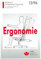 Fachgespräch Ergonomie (BIA-Report 12/96)