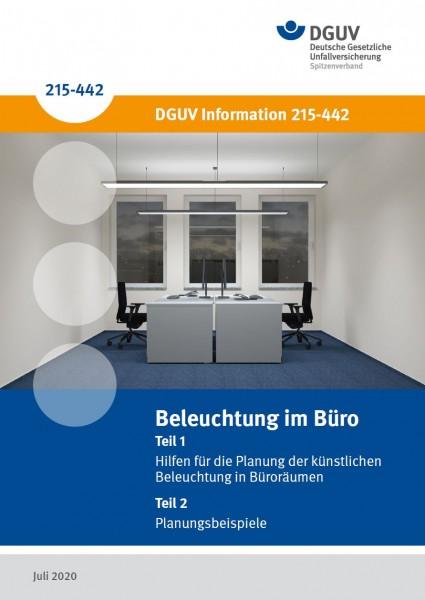 Beleuchtung im Büro - Hilfen für die Planung der künstlichen Beleuchtung in Büroräumen
