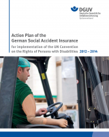 Action Plan of the German Social Accident Insurance for implementation of the UN Convention on the Rights of Persons with Disabilities 2012-2014