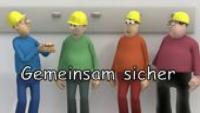 """Napo in """"Gemeinsam sicher"""""""