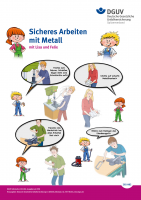 Sicheres Arbeiten mit Metall