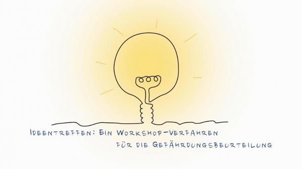 Ideentreff: Ein Workshop-Verfahren für die Gefährdungsbeurteilung