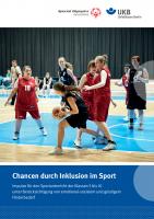 Chance durch Inklusion im Sport