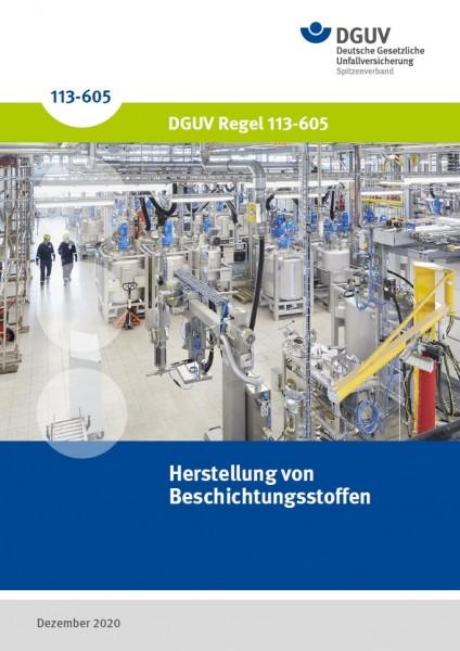 Branche Herstellung von Beschichtungsstoffen